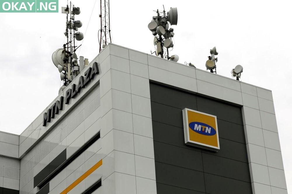 MTN Plaza in Lagos