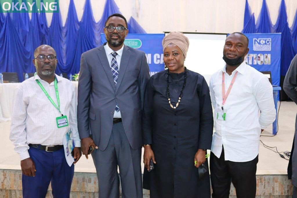 NCC's outreach programme, Campus Conversation, debuts in Abuja • Okay.ng