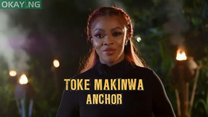 Toke Makinwa becomes Gulder Ultimate Search anchor